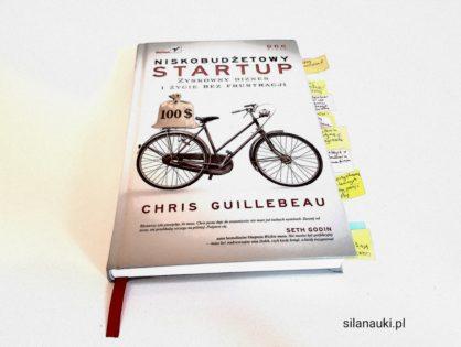 """Niskobudżetowy Startup"" - Chris Guillebeau"