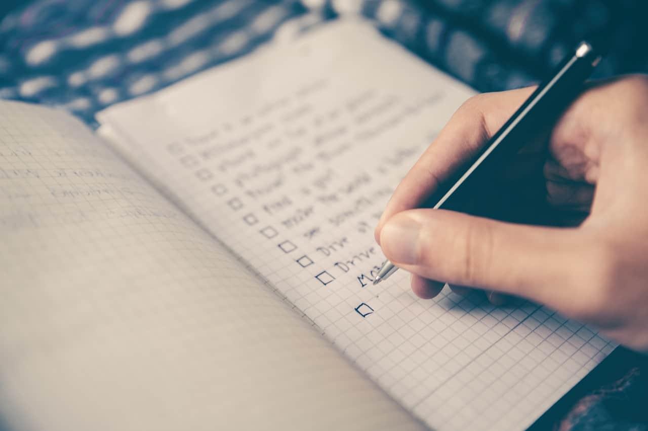 Jak określić listę korzyści wynikających z celu