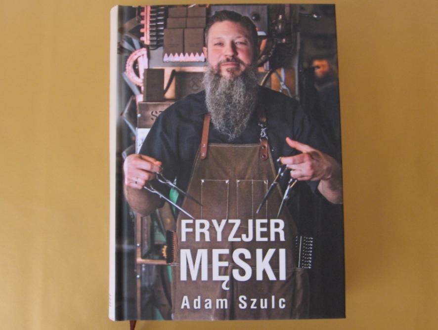 """Fryzjer męski"" - Adam Szulc"