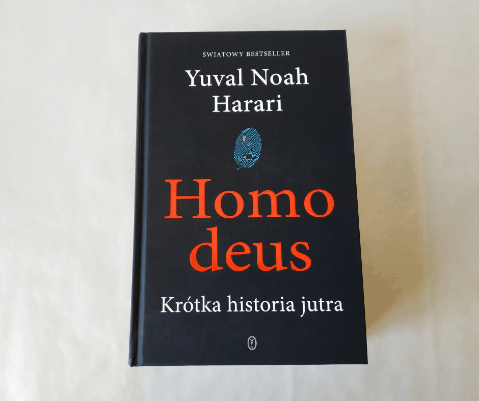 """Homo deus"" - Yuval Noah Harari"