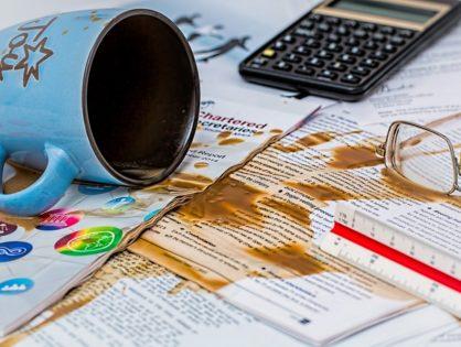 5 błędów początkującego przedsiębiorcy.