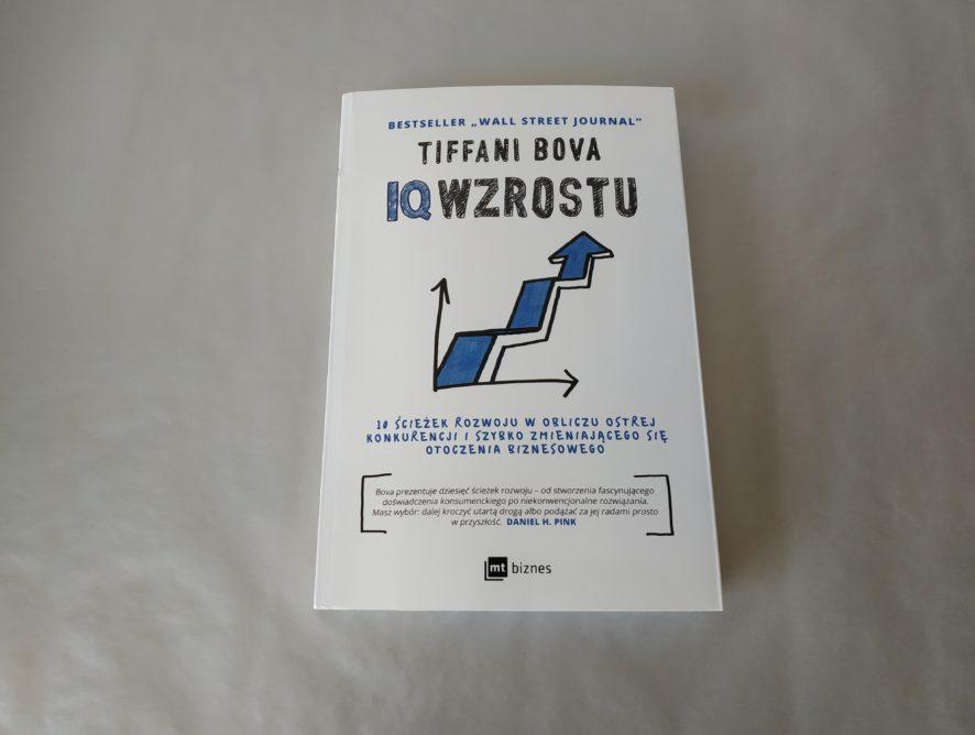 """""""IQ Wzrostu"""" - Tiffani Bova"""