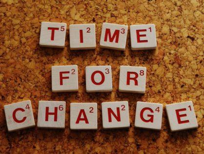Czas na zmiany?? Znowu to odkładasz??