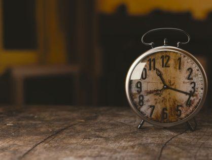 Subiektywne odczucie czasu?