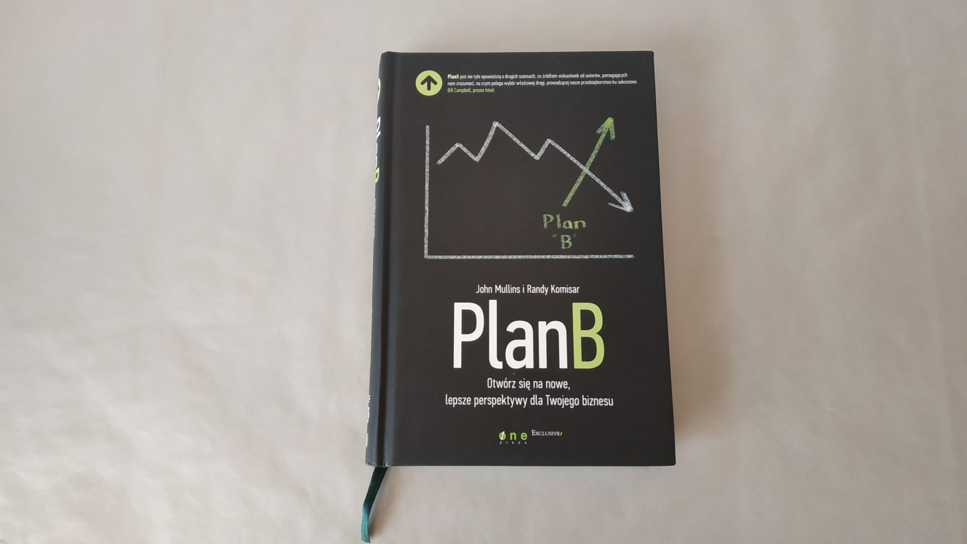 """Plan B"" - John Mullins i Randy Komisar"