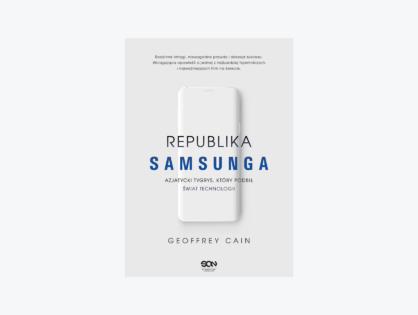 Republika Samsunga - Geoffrey Cain