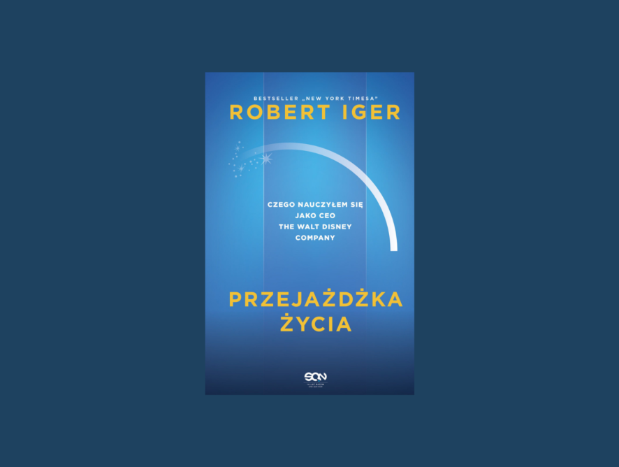 """""""Przejażdżka życia. Czego nauczyłem się jako CEO The Walt Disney Company"""" - Robert Iger (audiobook/Legimi/SQN)"""