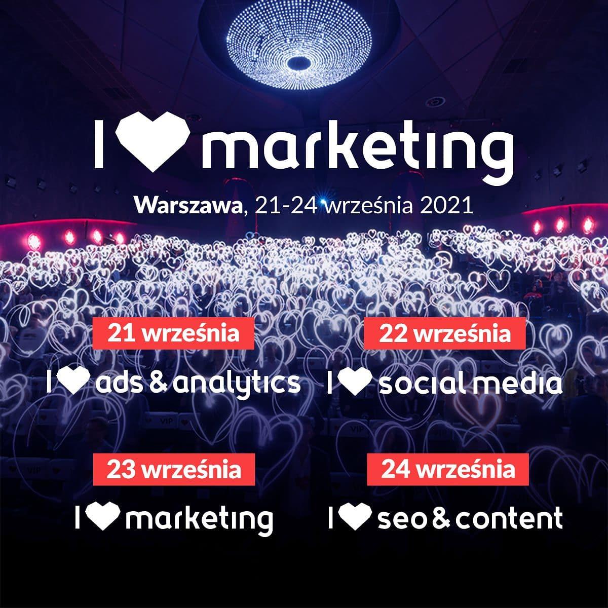 ILovemarketing 21-24.09.2021