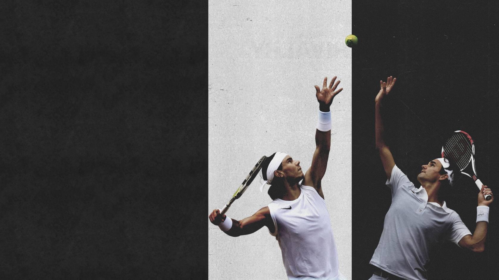 """""""Federer i Nadal - bogowie tenisa"""" - Player.pl/Discovery+"""