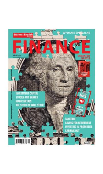 Business English Magazine - recenzja magazynu