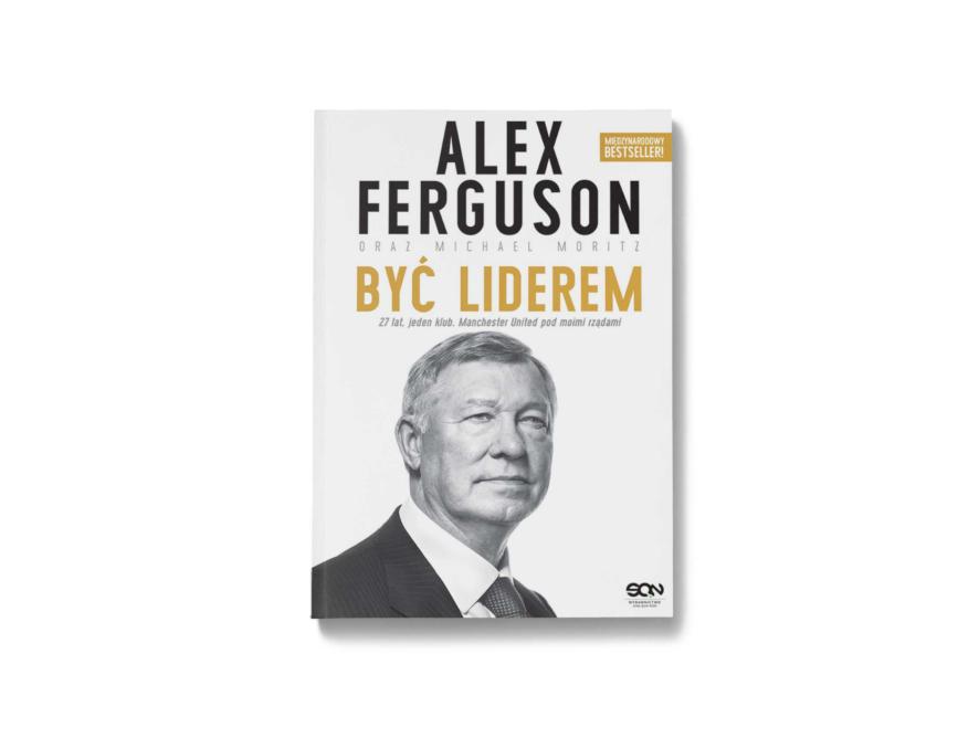 """Być liderem"" - Alex Ferguson (audiobook - SQN/Legimi)"