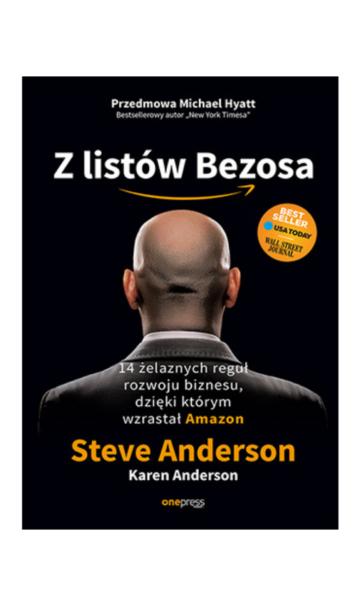 """Z listów Bezosa"" - Steve Anderson"